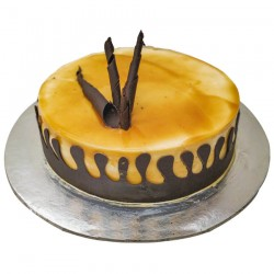 Buy Coffee mousse cake -1 Kg Online In Chennai