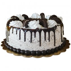 Buy Cookie and cream cake - 1 Kg Online In Chennai