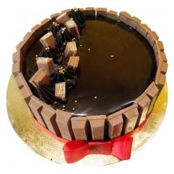 Kitkat cake -1 Kg