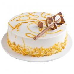 Buy Nutty butterscotch cake - 1 Kg Online In Chennai