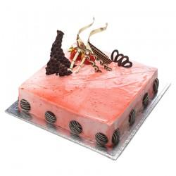 Buy Strawberry delight Cake - 1 Kg Online In Chennai