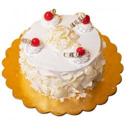White forest cake - 1 Kg