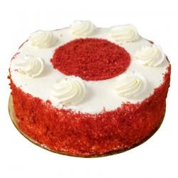 Buy Red velvet white chocolate ganache cake -1 Kg Online In Chennai