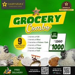 Buy 1k Grocery Combo Online In Chennai