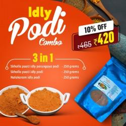Idly Podi Combo