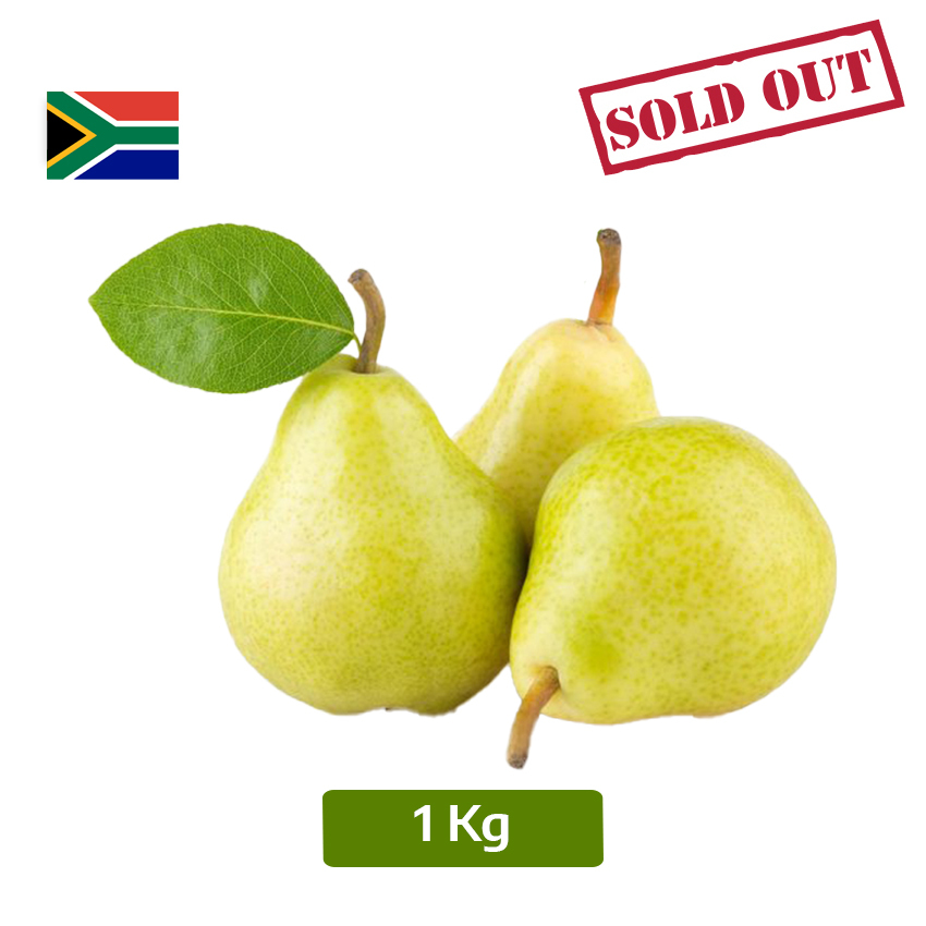 Buy South African Green pears pack of 1kg Online In Chennai