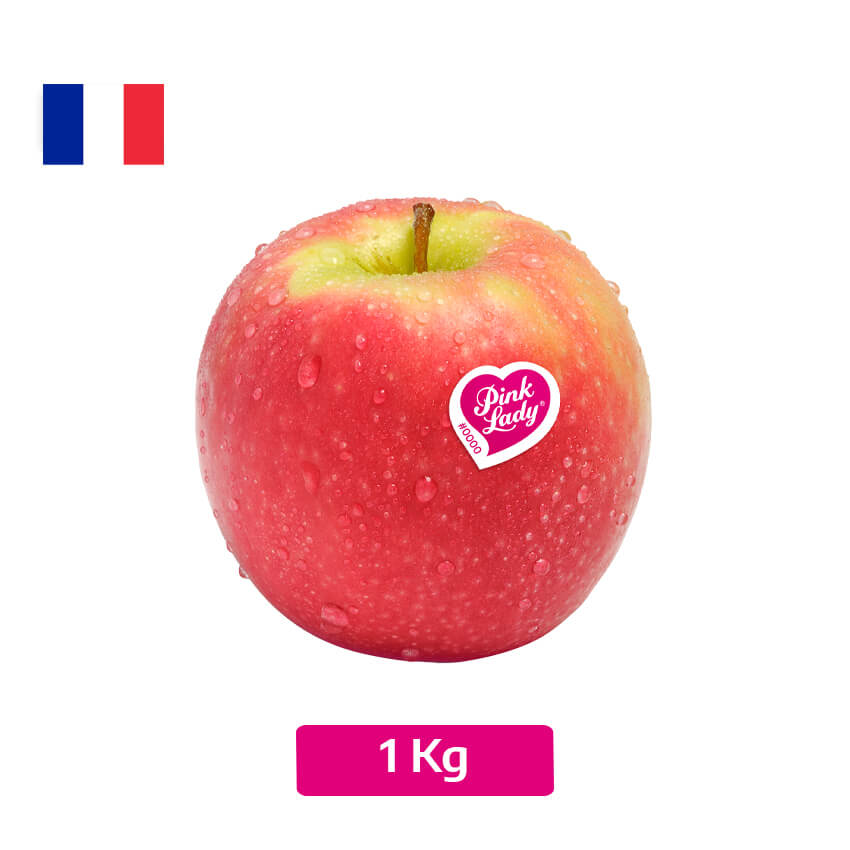 Buy France Pink Lady Apple Pack of 1kg Online In Chennai