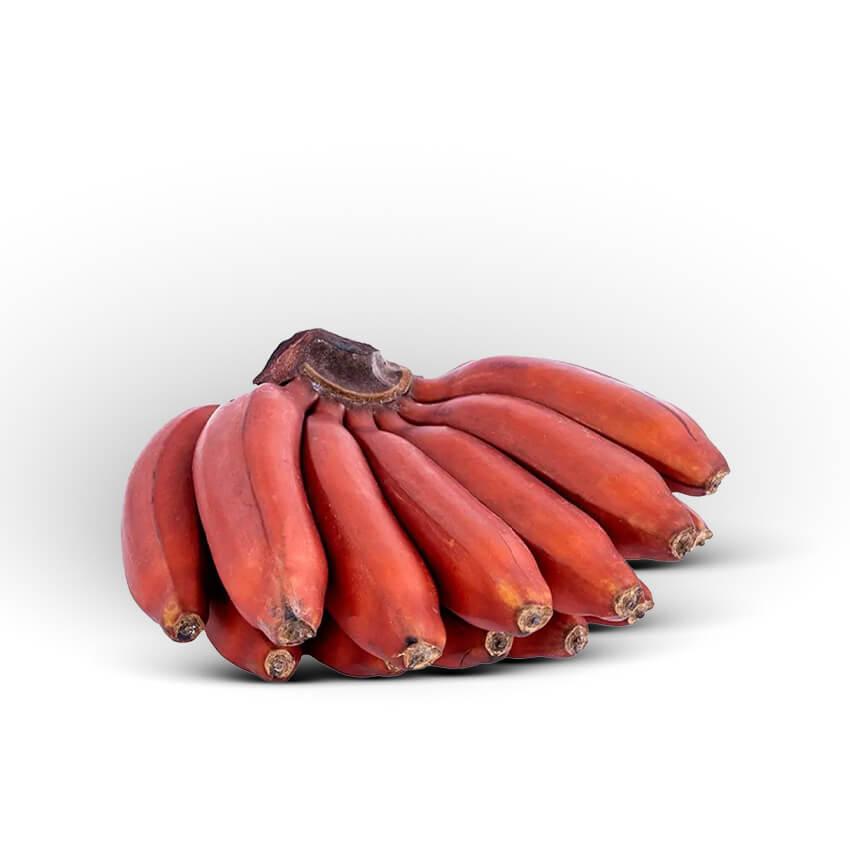 Buy Red Banana pack of 1 Kg Online In Chennai